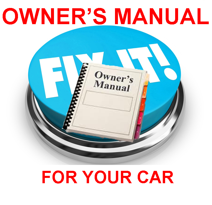 FERRARI 308QV EU OWNERS MANUAL
